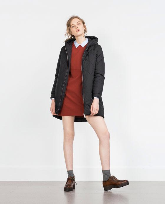 Madison Leyes for Zara | Zara.com