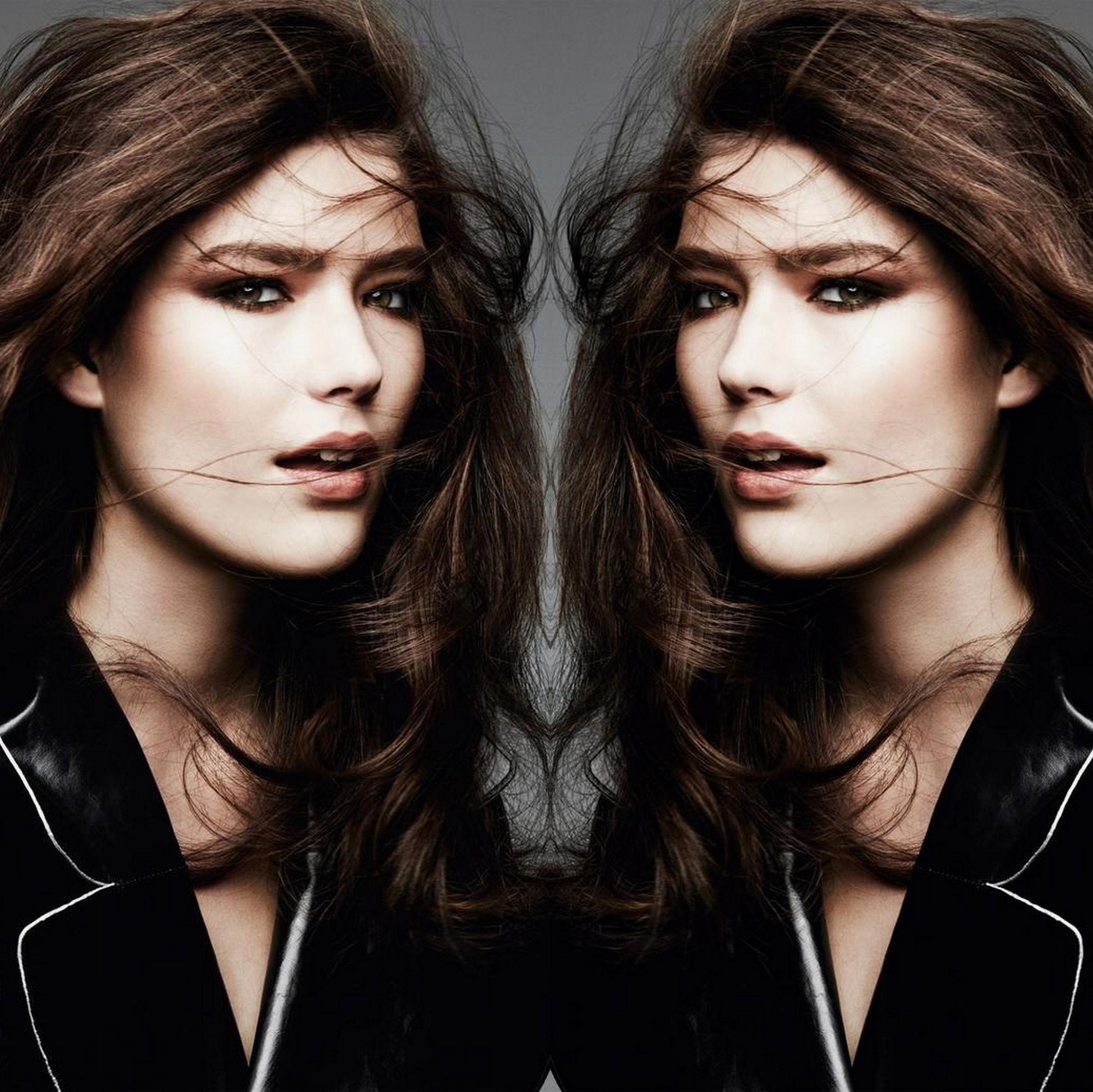 Zuzu Tadeushuk for Vogue Paris by  Ben Hassett , with styling by  Géraldine Saglio , hair by  Rudi Lewis , makeup by  Georgina Graham