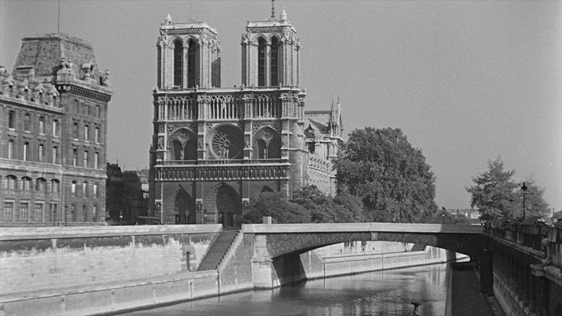 Igreja de Notredame - Frame Original