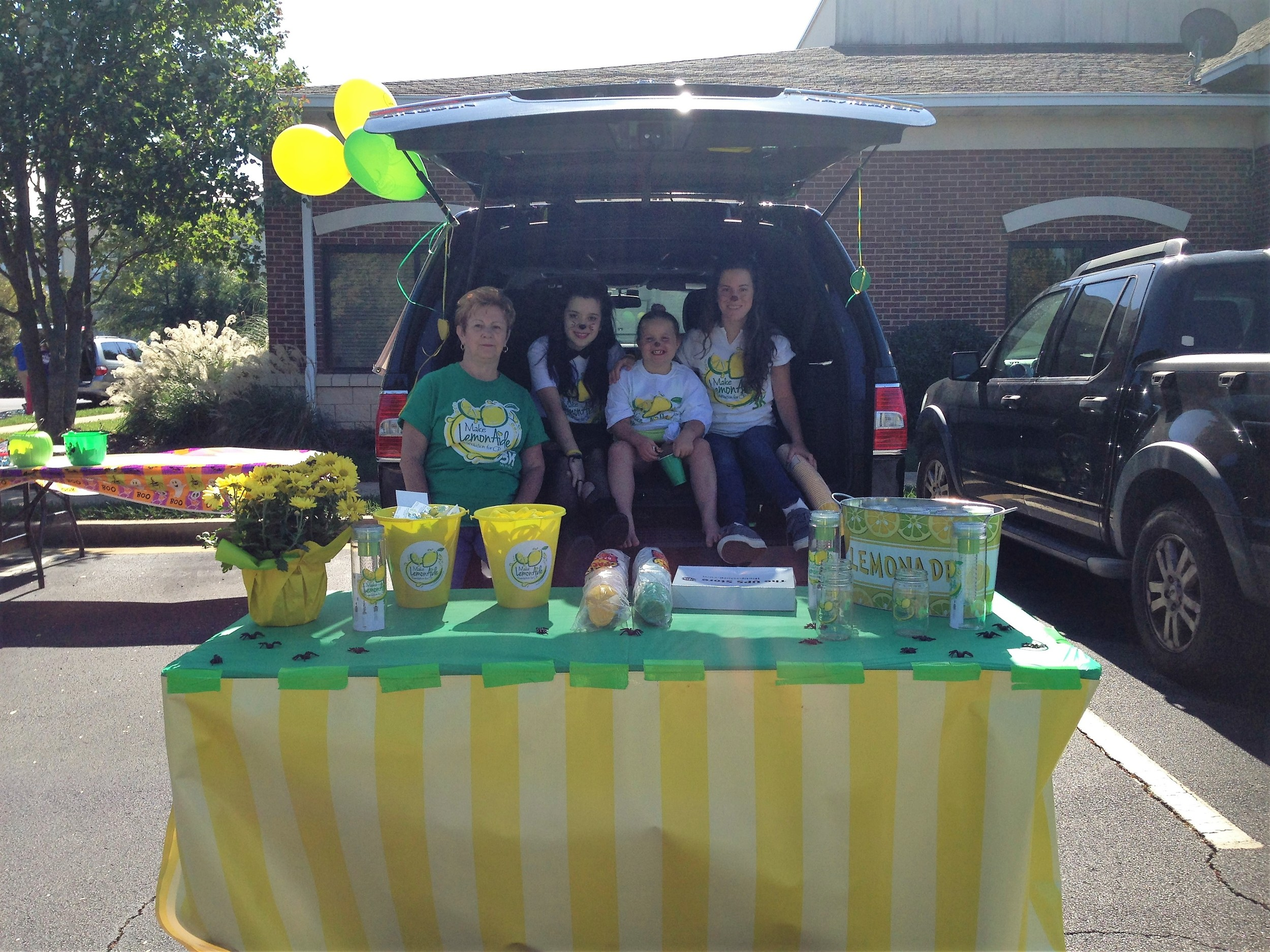 Trunk or Treat Event –Accessible Halloween Event
