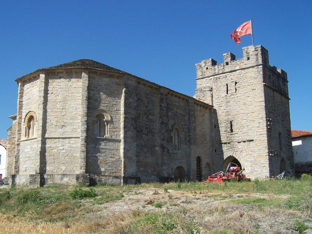 San Miguel Arcangel in Cizur