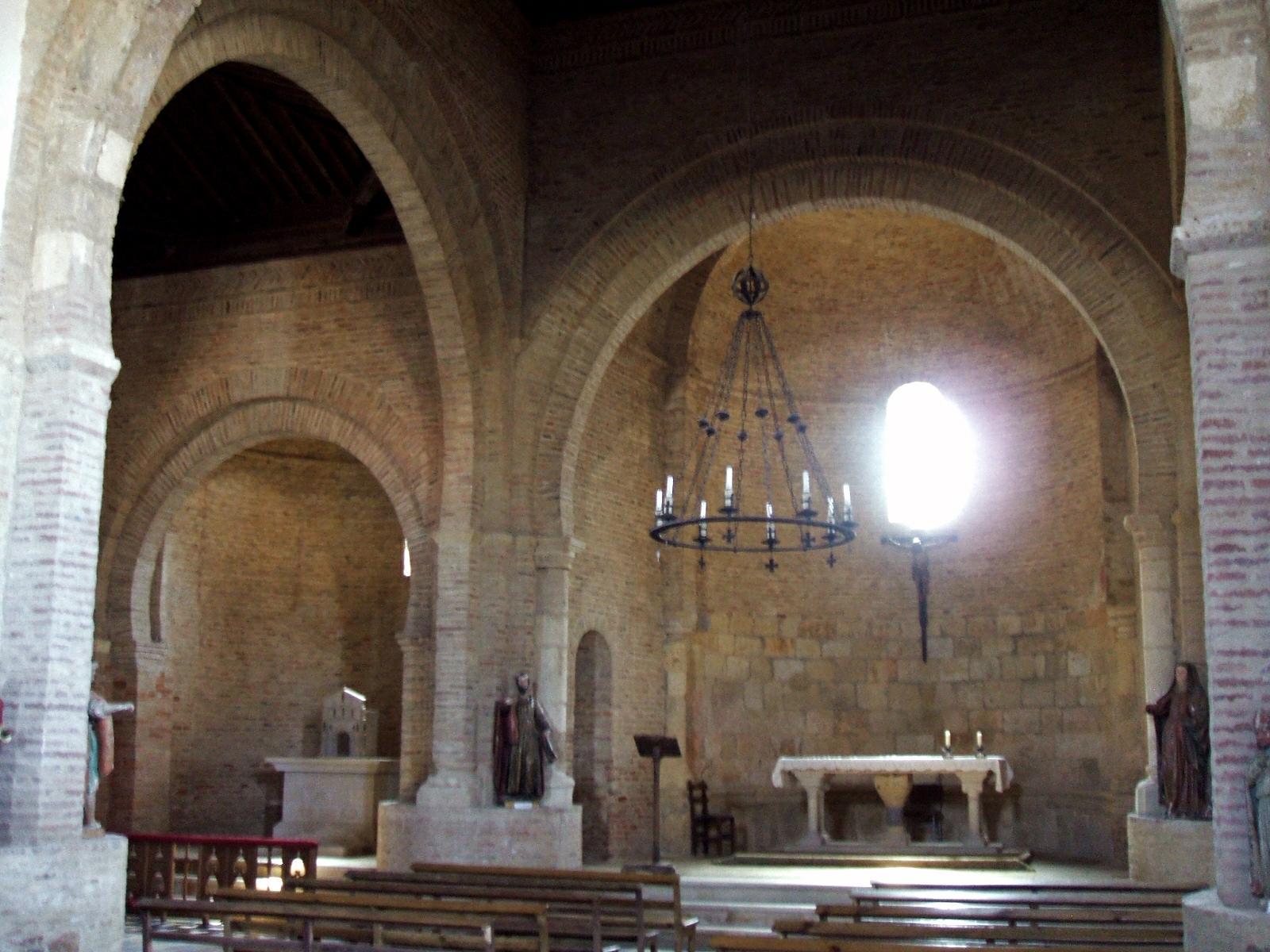 Iglesia San Tirso in Sahagun