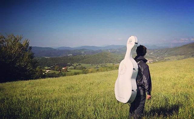 Sincere #thanks to all our friends and fans for following this #journey. We're thrilled to have our #worldpremiere @viffest this Sunday and so grateful to everyone for your generous support! 📸 by @kayladlx  #StrangersOnTheEarth  #caminodesantiago #españa #independent #film #bach #cello #pilgrimage
