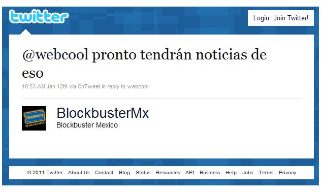 ¿Servicio de Streaming en México?