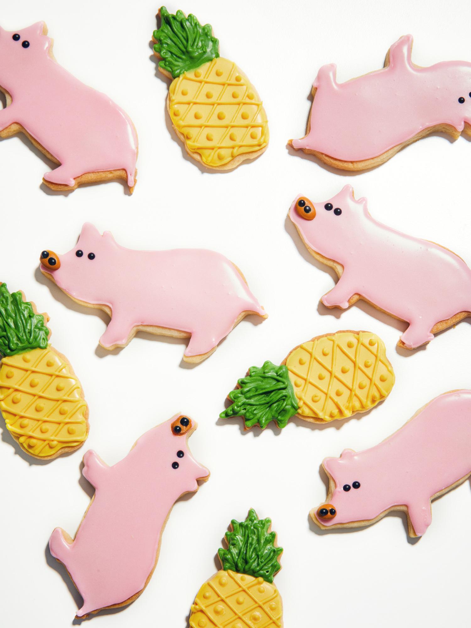 Pork and Pineapple