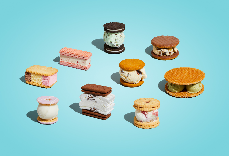Shortlist / Ice Cream Sandwiches