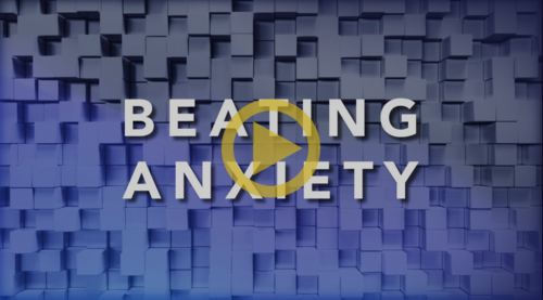 """Beating Anxiety - SBS Insight: """"You don't win auditions when you fall apart in auditions, so you don't get the job that you want,"""" she says."""