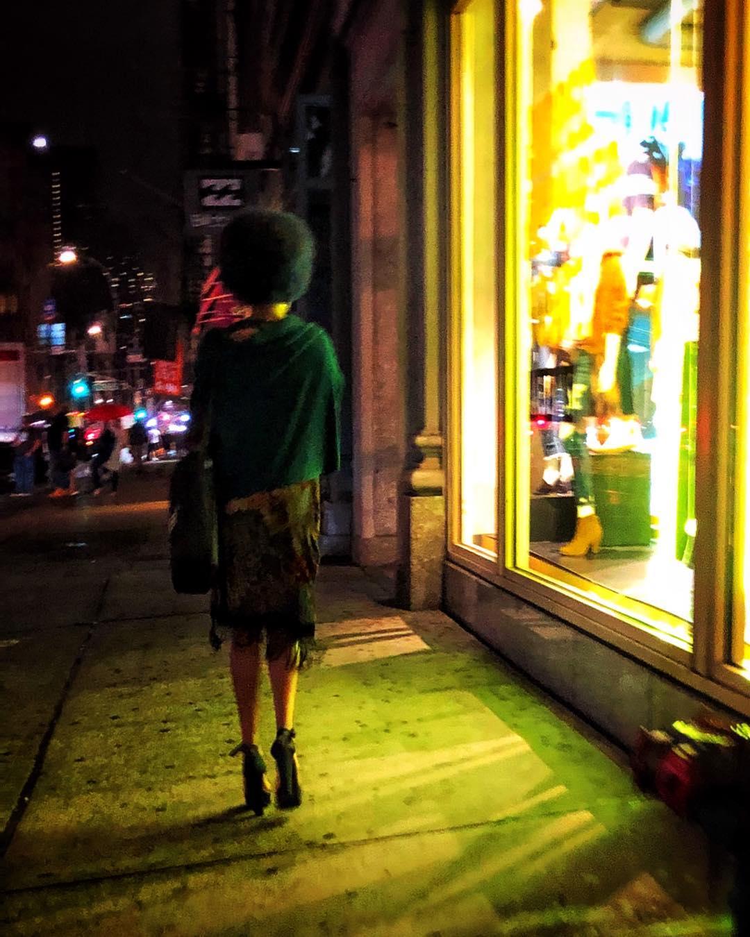 SoHo, NYC - iPhone