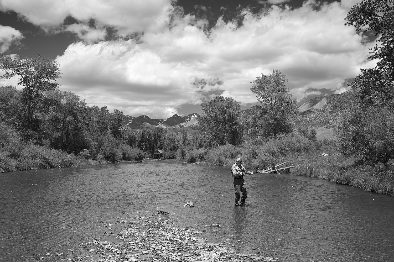 Lower Big Lost River