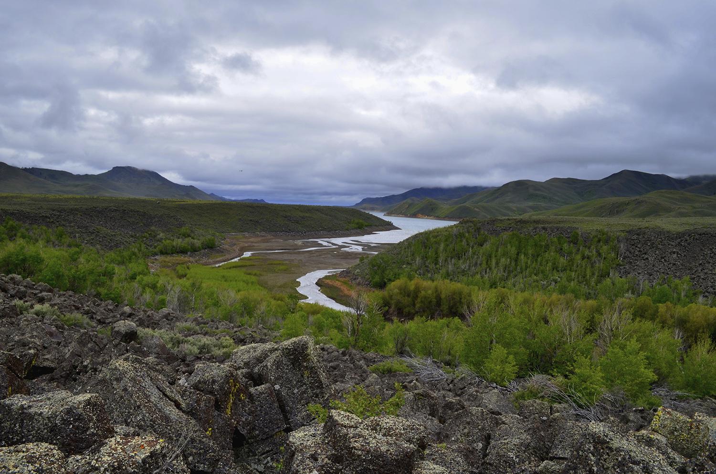Little Wood Reservoir. Photo: John Huber