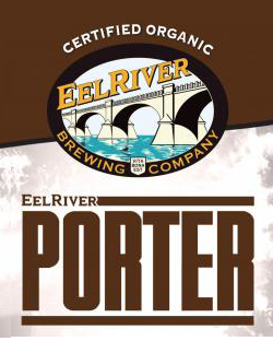 Porter    (ABV 5.8%)    this certified organic porter uses a complex blend of five malts that compliment and highlight one another in a harmonious mixture. while decidedly in the robust porter category, this proter has none of the characteristics often associated with a dark ale.