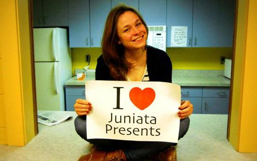 juniata presents