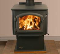 Quadrafire 2100 Millennium wood stove