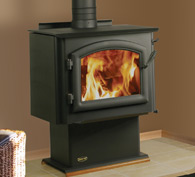 Quadrafire 4300 wood stove
