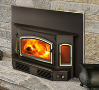 Quadrafire 5100i wood insert