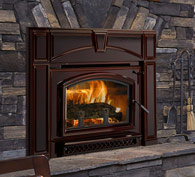 Quadrafire Voyageur Grand wood insert