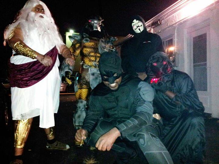 11 The immortal VOLCANO AND THE NEW RADIO STANDARD_ Zeus, Predator, Anonymous, OG Batman, and The Reape.jpg