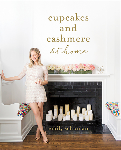 """Emily Schuman's book, """"Cupcakes and Cashmere""""   Credit: Courtesy of Abrams Books"""