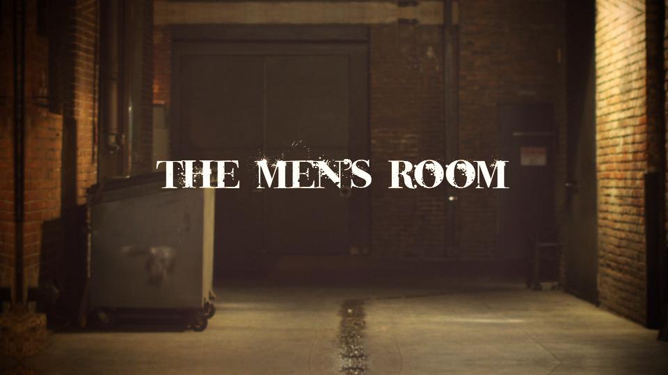 """THE MEN'S ROOM""    Photo Credit: Atoz Productions, Inc."