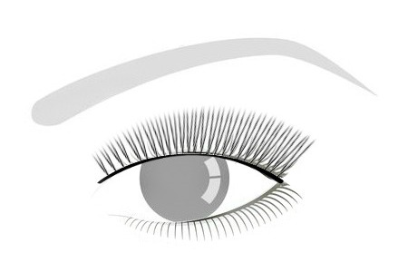 2D VOLUME - *SKINNY LINER // Good alternative from Classic Volume lashes are thinner and therefor multiple lashes can be built into a fan and safely applied per natural lash. Volume lashes are made of 2-5 single lashes.Thin Volume is a fan made up of 2 lashes. 2D. Volume lashes are more-likely to have better retention than Classic lashes.
