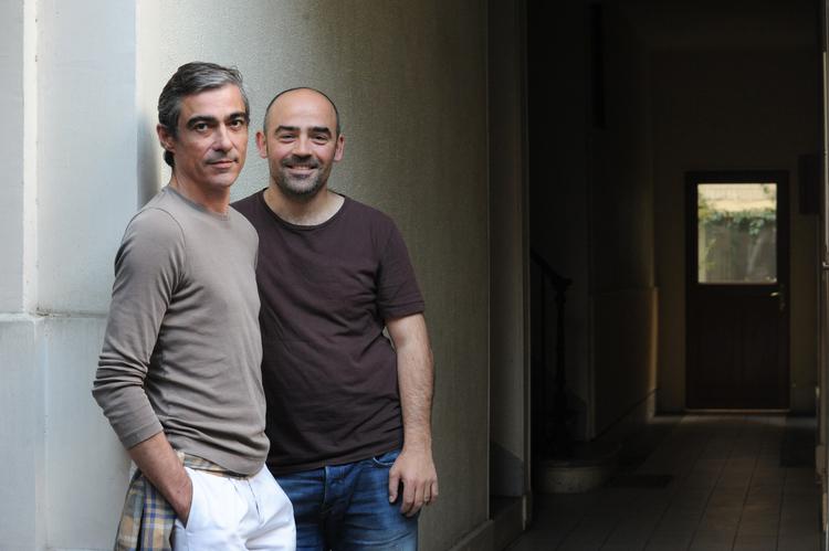 François Lecoq & Carlos García Estévez