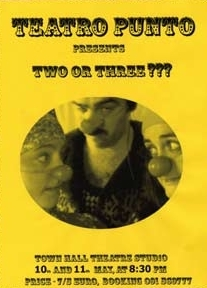 TWO OR THREE??? Co-directed