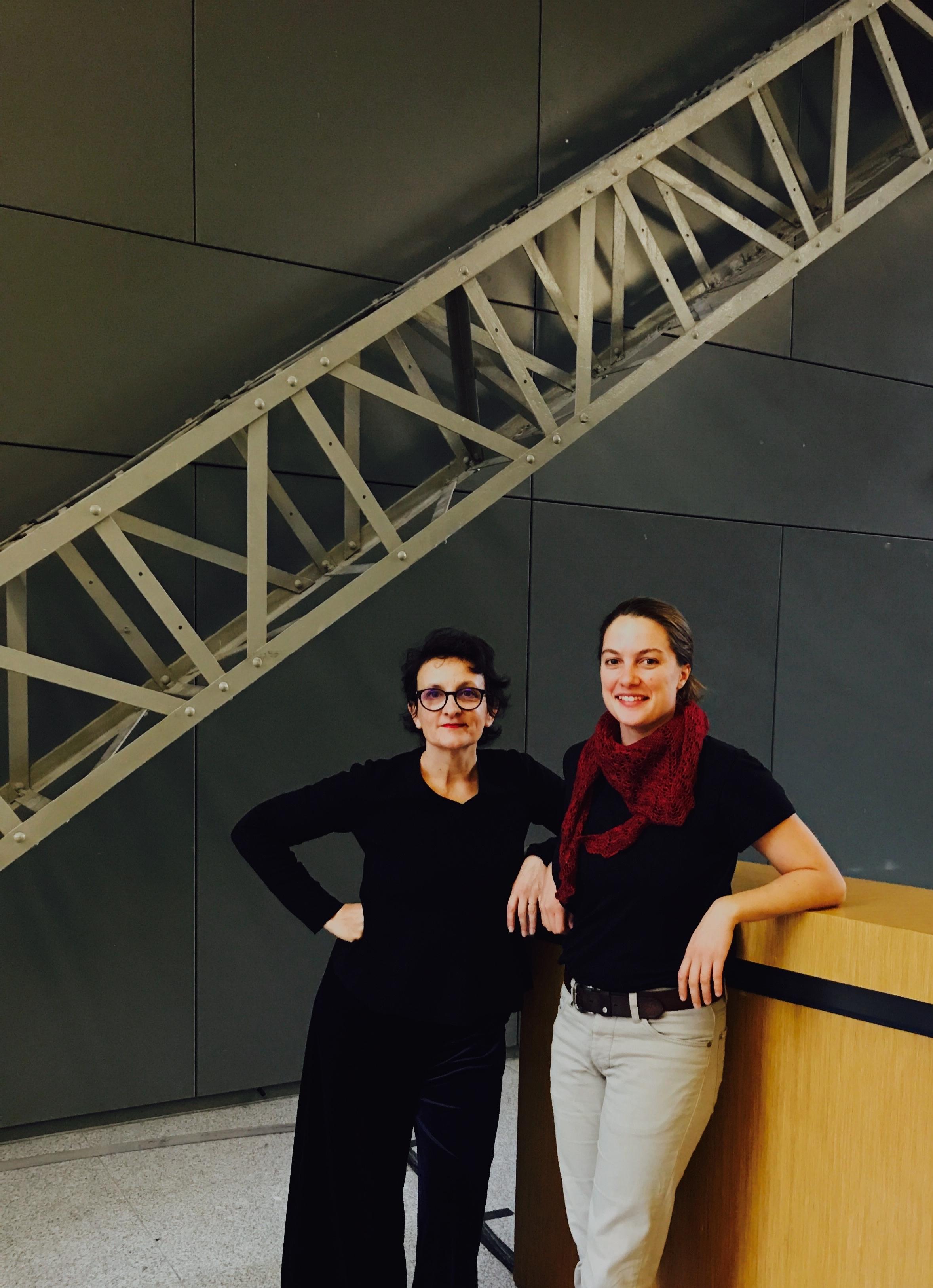 Thank you to Emmanuelle Bouyer, all her students and L'École Nationale Supérieure d'Architecture de Paris-Val de Seine.Until next time! -