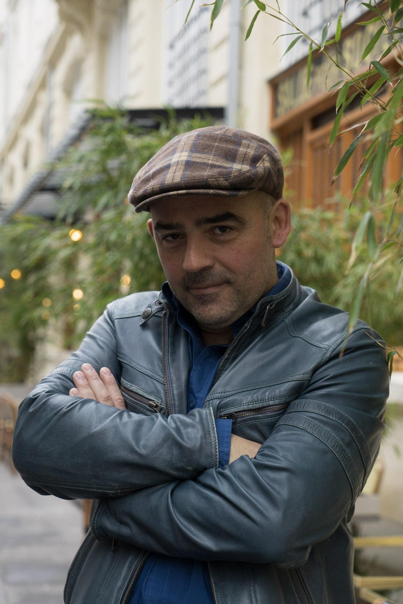 Carlos García Estévez