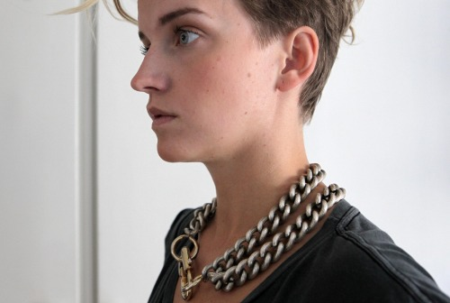 Anna Lidström Necklace buckle2.JPG