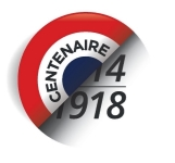 Awarded 'le label Centenaire', the official seal of the French Government's Mission du Centenaire de la Première Guerre mondiale.