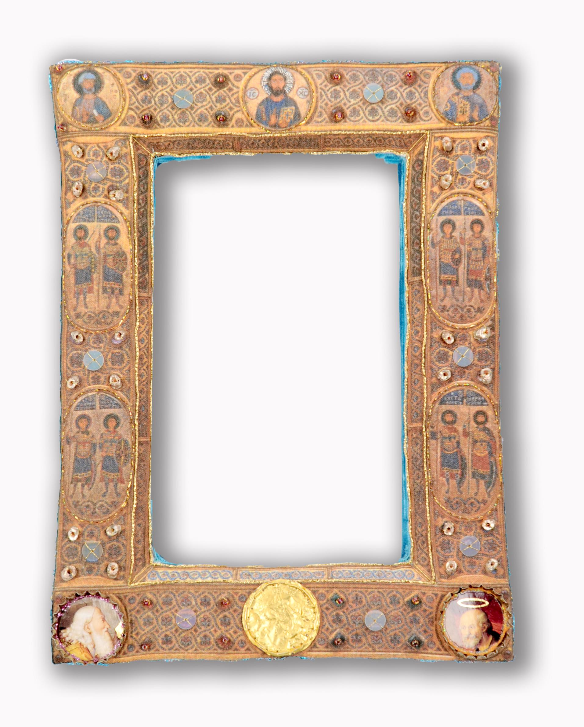 Byzantine-style Frame