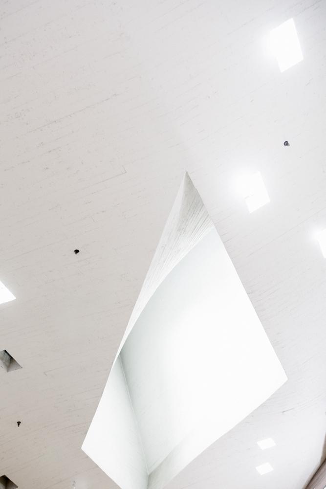 Creative Assingment for ALA Architects / Dipoli; Pietilä