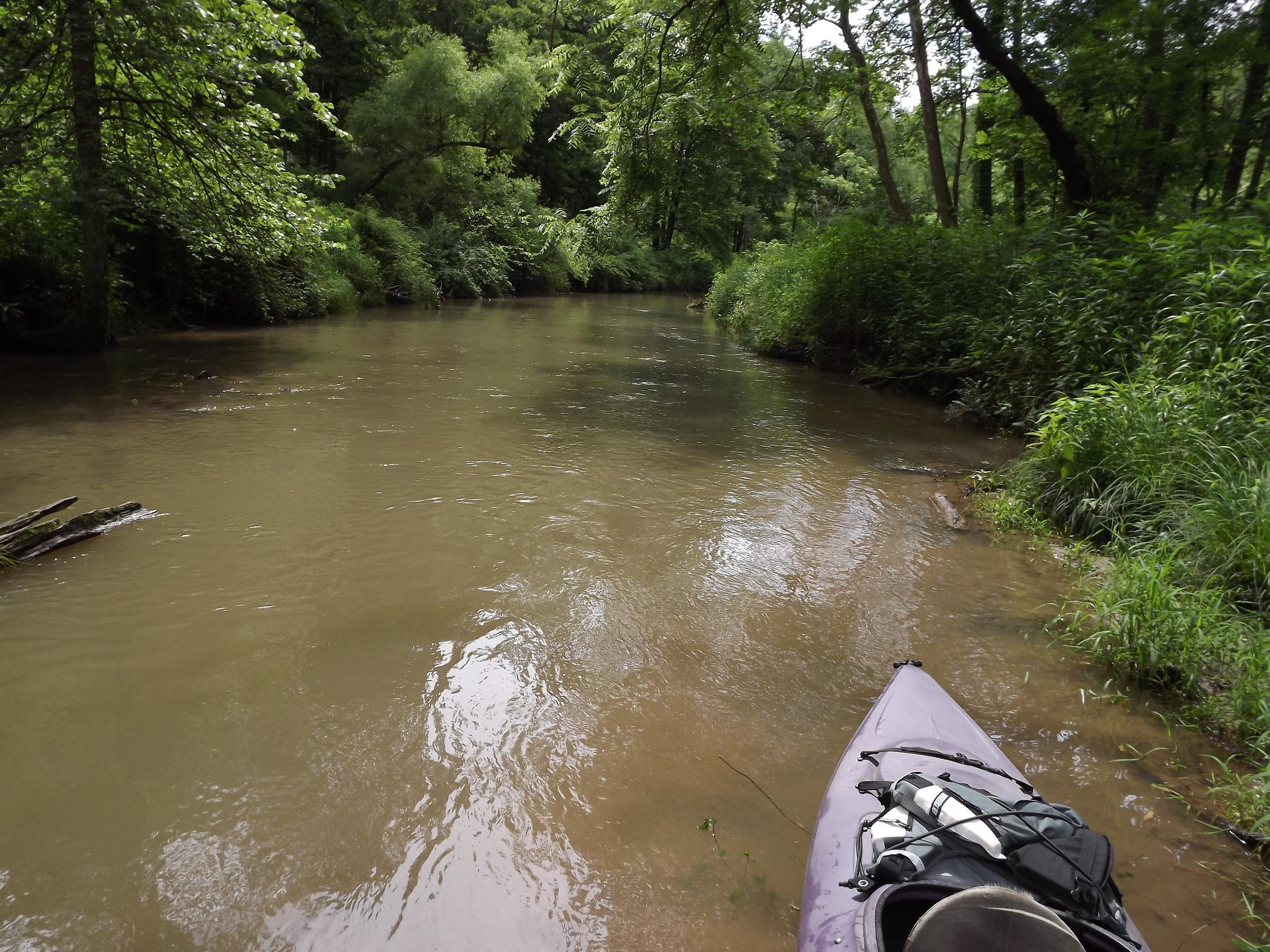 Traverse Creek