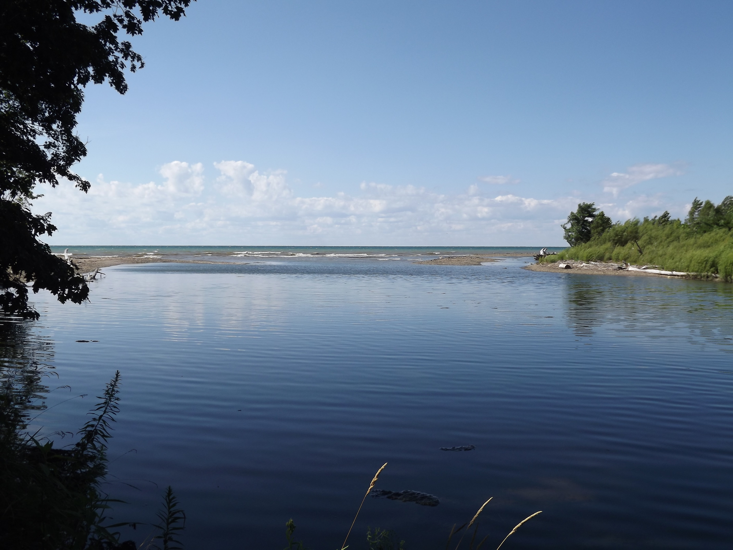 Mouth of Canadaway Creek_2