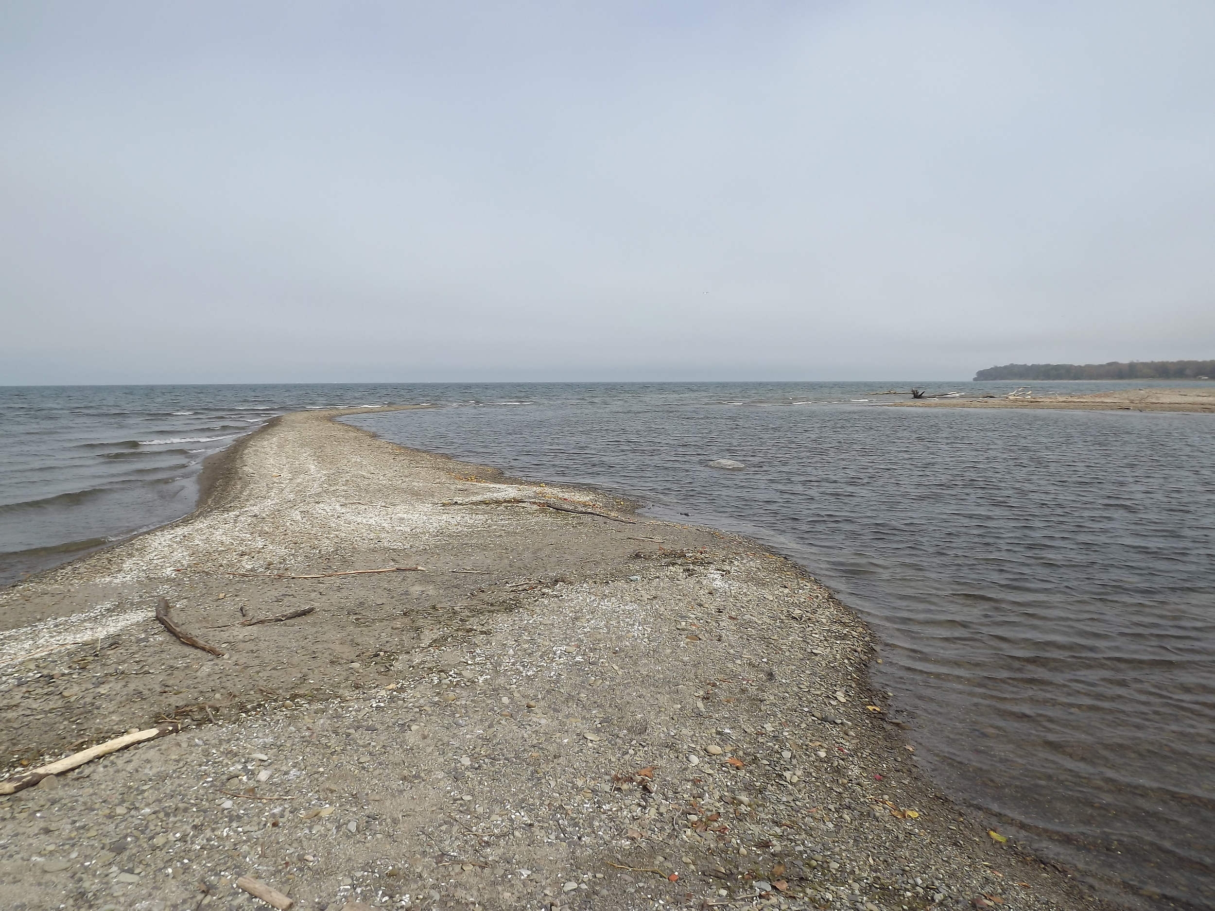Mouth of Canadaway Creek