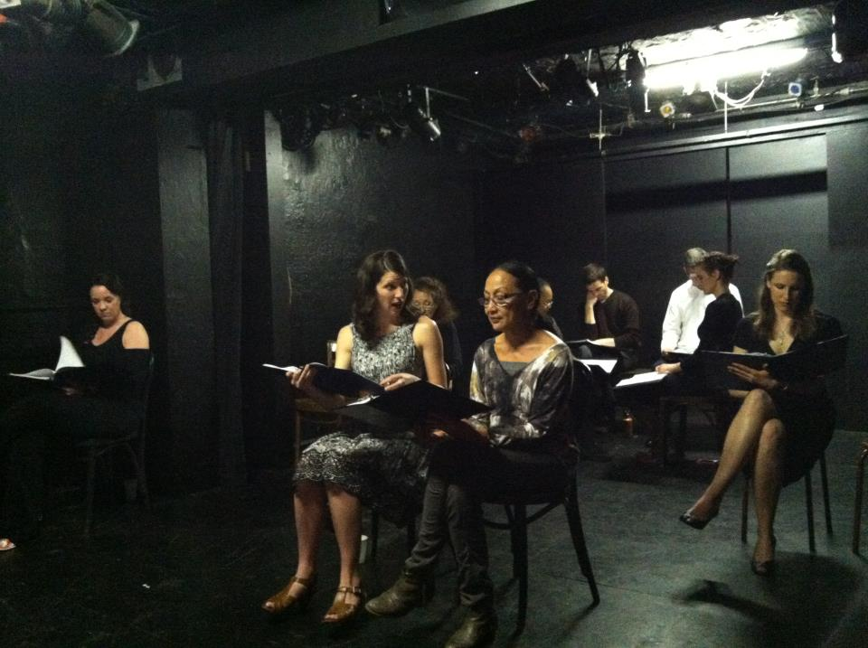 Nectar by Katie Baldwin Eng, directed by Karin Shook, 2012.