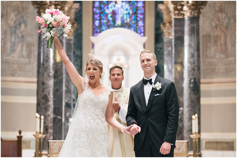 Grace and Stefan: Bellevue Hotel, Philadelphia Wedding
