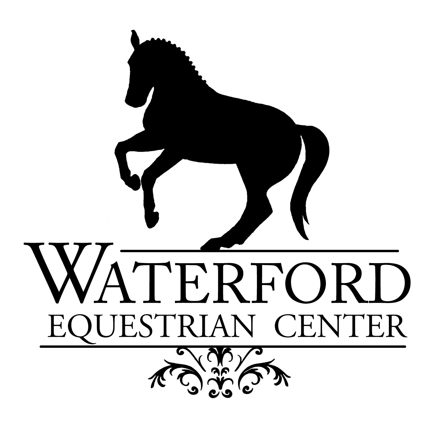 Logo for Waterford Equestrian Center