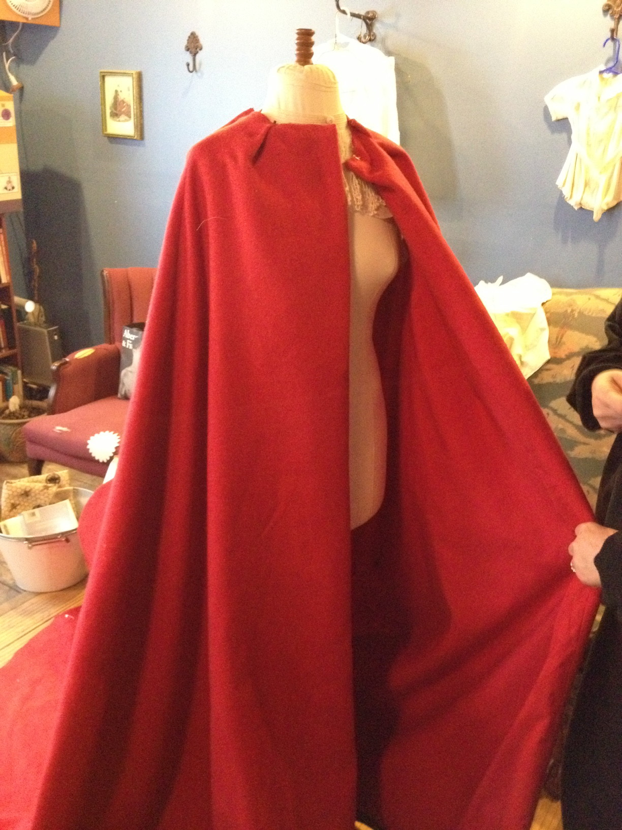 Creating the Cape