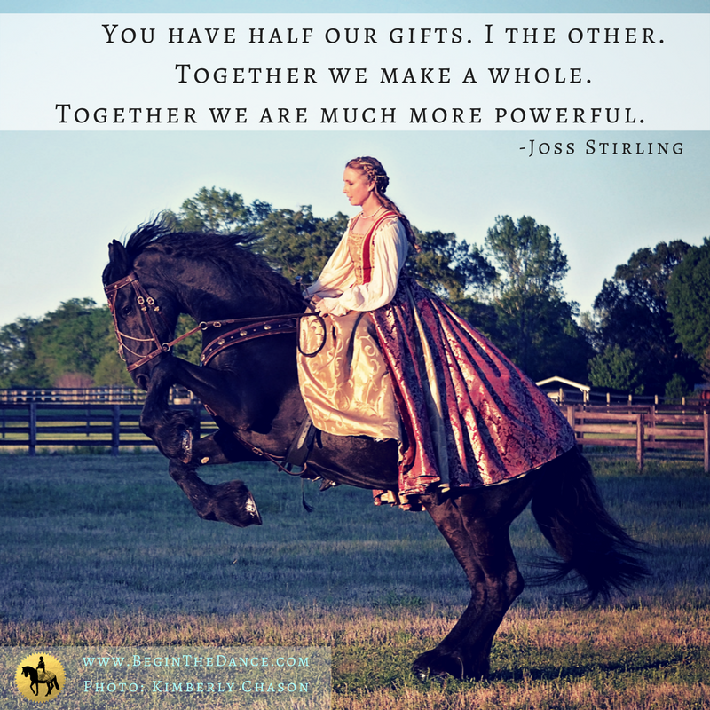 Learn how to train your horse tricks.  click here