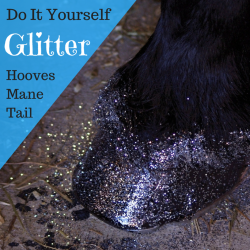 DIY glitter hooves for horse.png