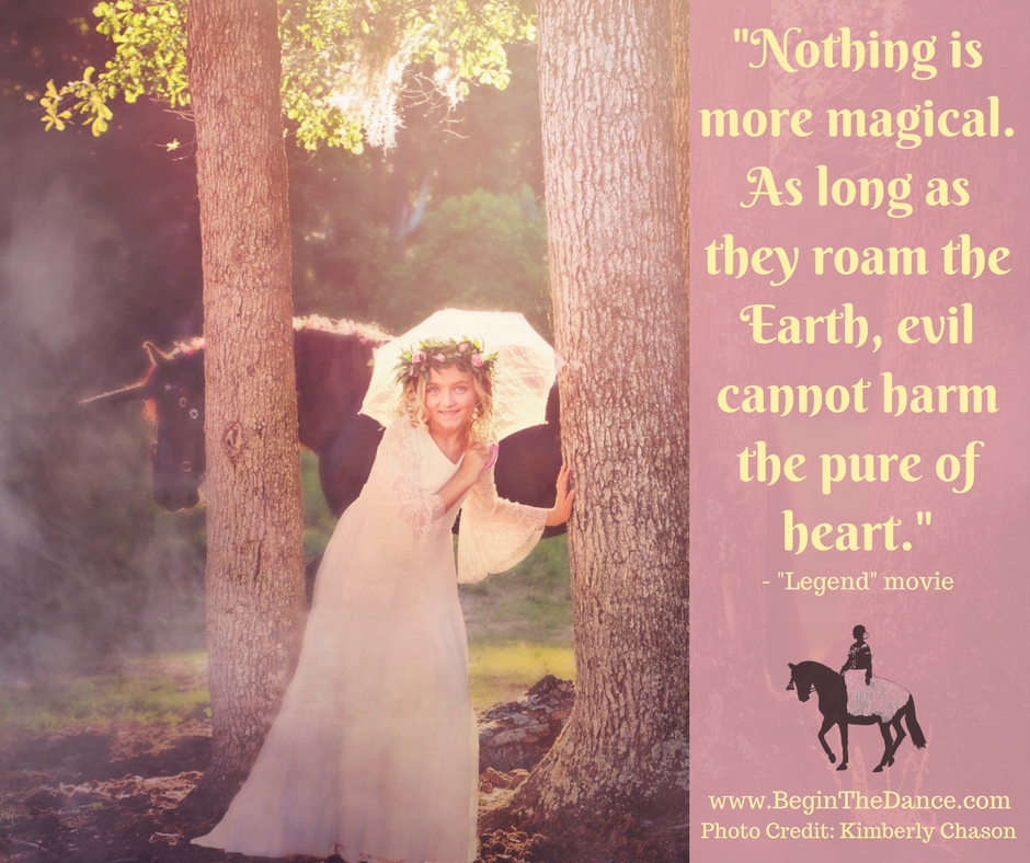 Unicorn Quotes Inspiring Magical Legend movie flower girl fantasy fairytale Friesian horse Sandra Beaulieu Kimberly Chason.png