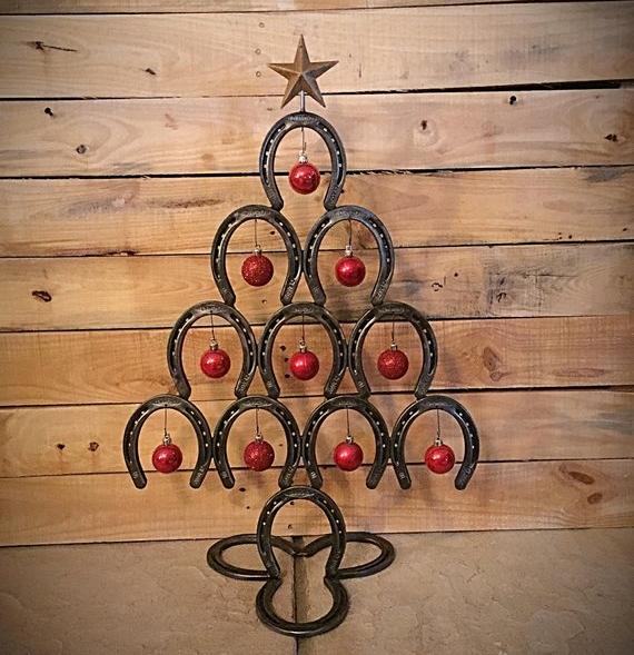 horseshoe christmas tree holiday ornaments.jpg