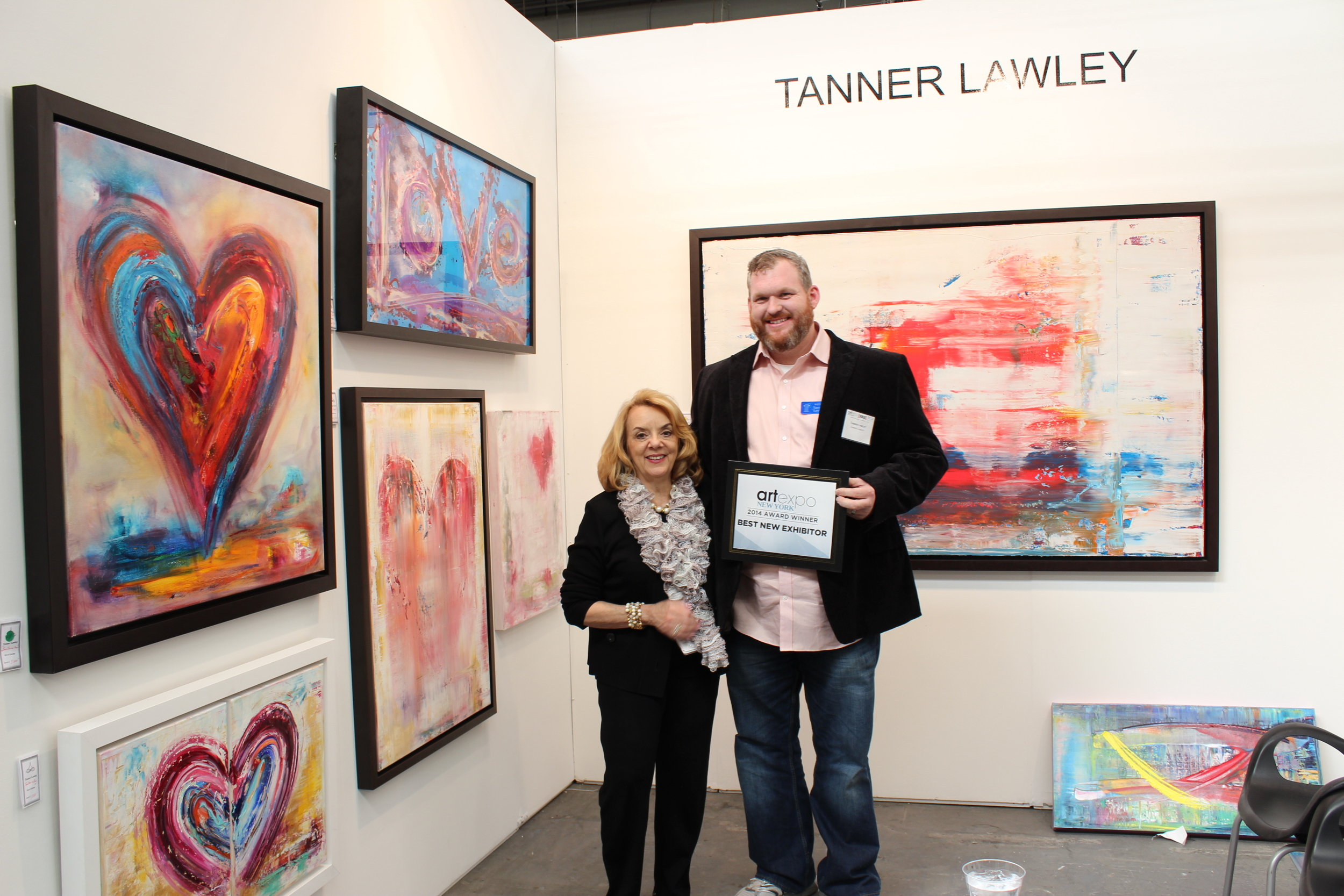 New York Art Expo Award Winner 2014