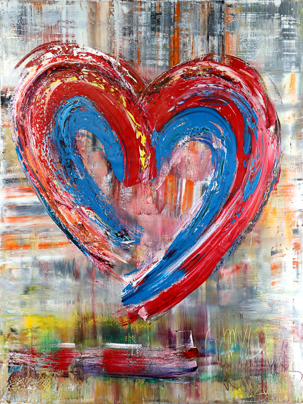 I Love You This Much_96x72_Oil on canvas_2016 (1 of 1).jpg