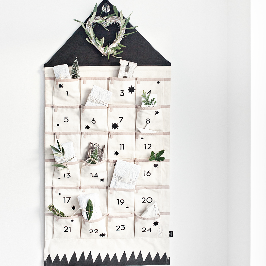 Fermliving advent calendar from   Cissywears