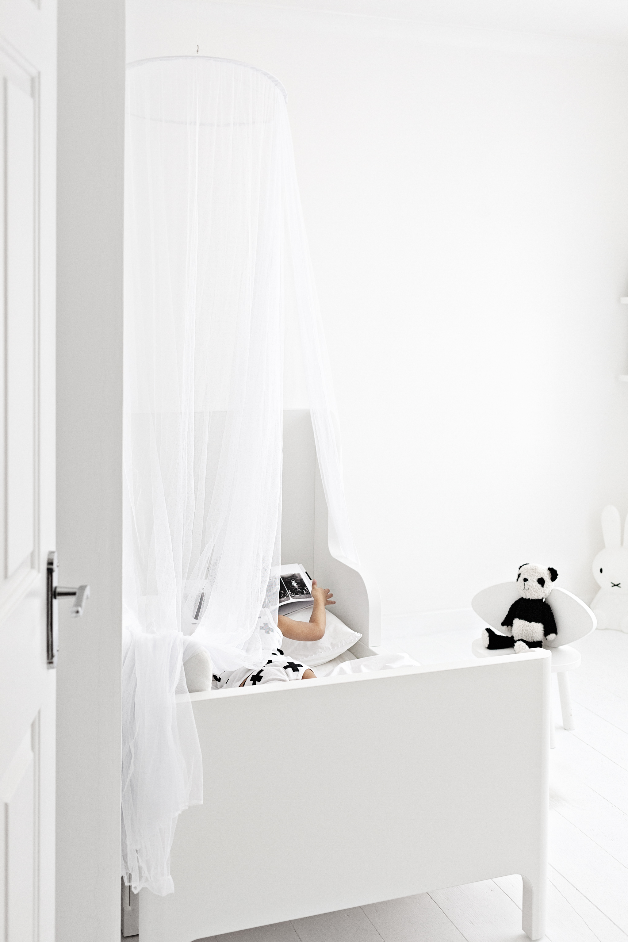 White Bedroom | Kids Room