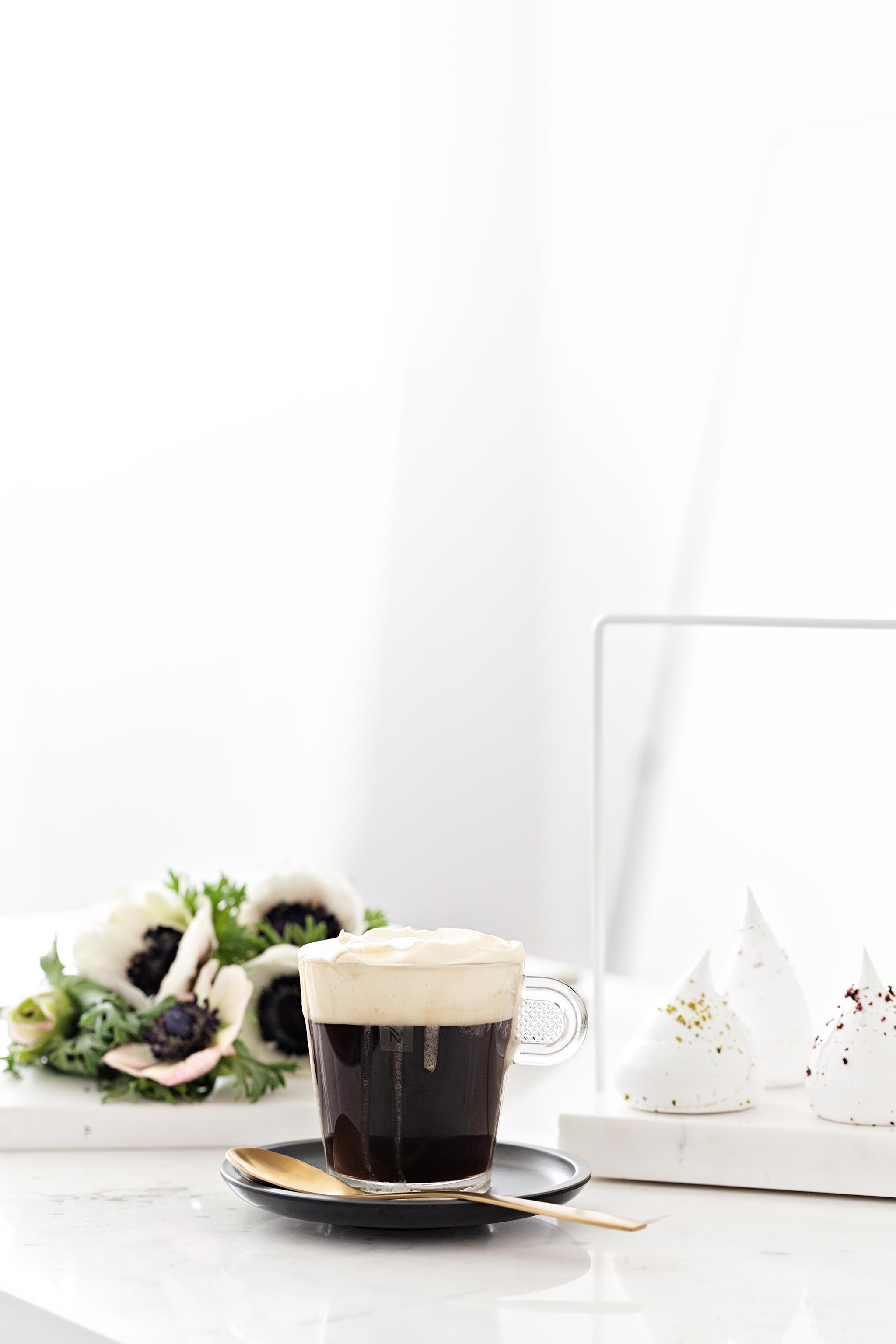 Nespresso Irish Coffee