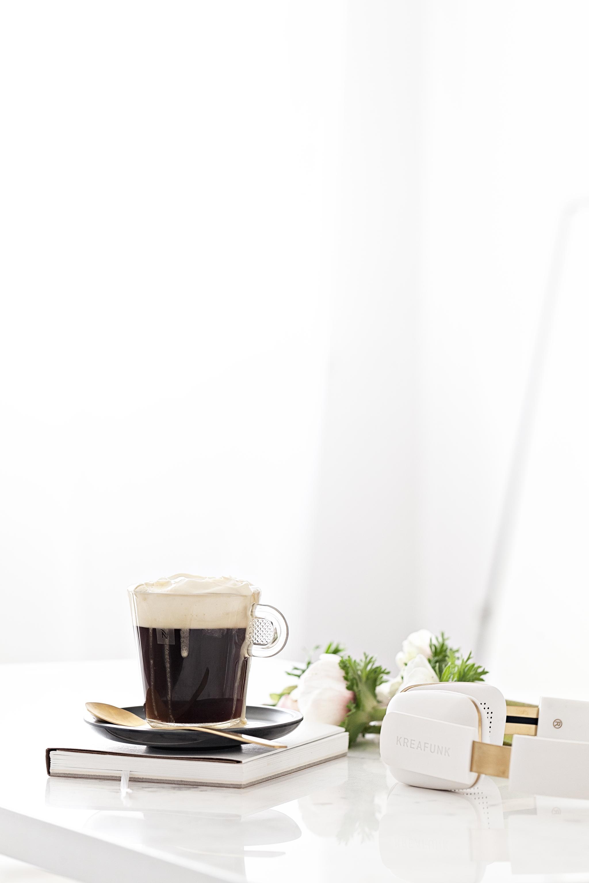Nespresso Irish Coffee | Kreafunk aHead