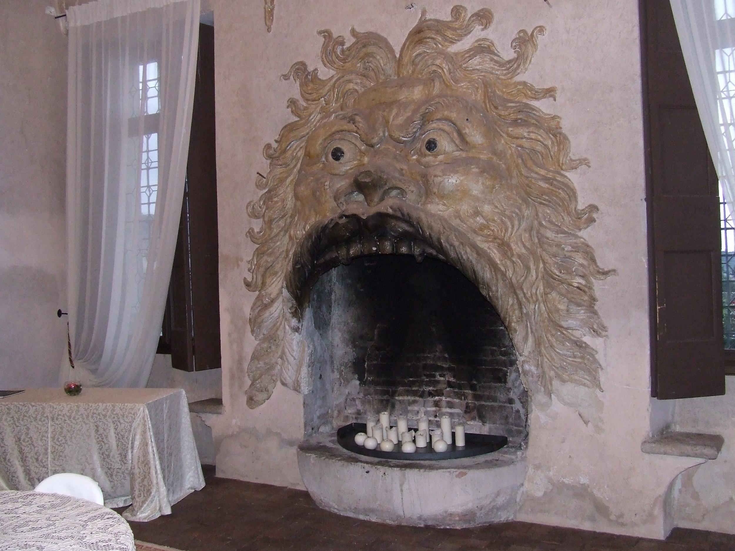 Fantastic Fireplace